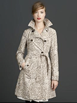 Banana Republic Mad Men Trench