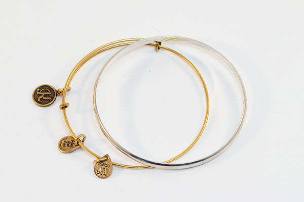 Alex and Ani versus Tiny Bangle