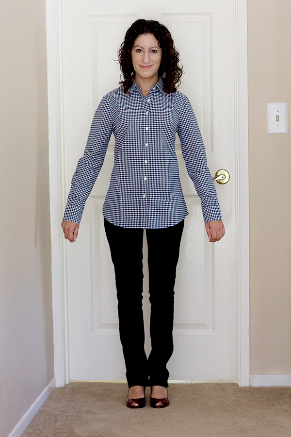 J.Crew Petite Perfect Shirt