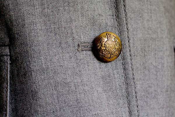 J.Crew Schoolboy Blazer Buttons