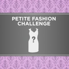 Petite Fashion Challenge #14 – Holiday Emergency