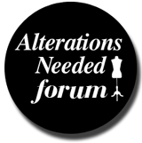 Alterations Needed Forum