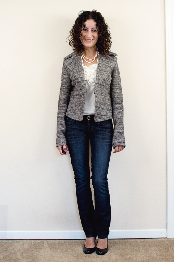 Banana Republic Petite Camille Jacket