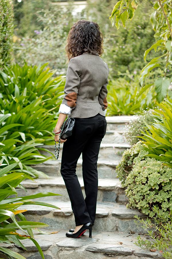 H&M Blazer Side View