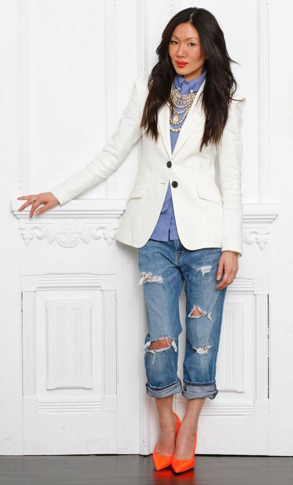 Marissa Webb Personal Style