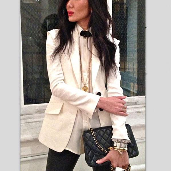 Marissa Webb Street Style