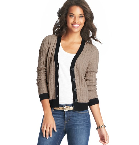 I own and love this cardigan!