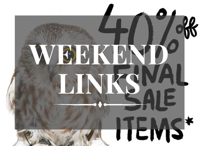 Weekend Links – 1/17/14