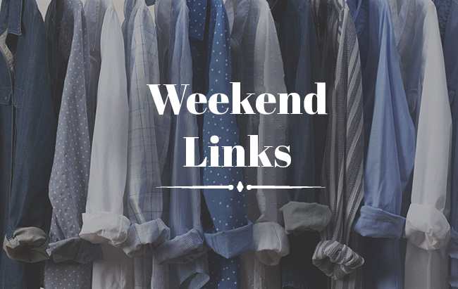 Weekend Links – 10/9/15