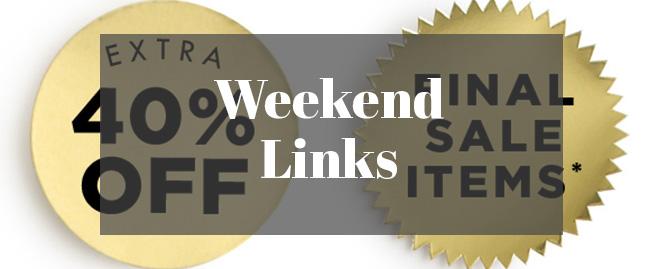 Weekend Links – 1/24/14