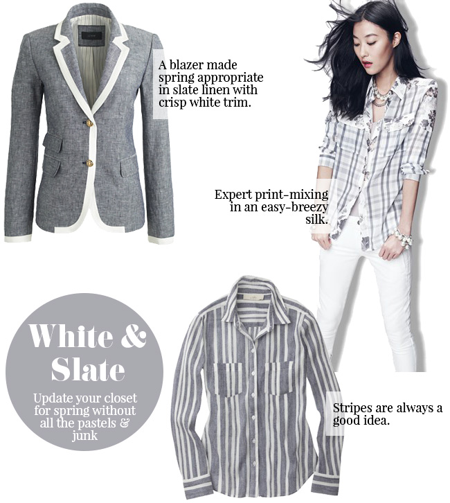 Currently Coveting – Slate For Spring
