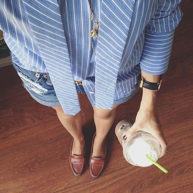Had to get my free birthday coffee from @starbucks! #liketkit www.liketk.it/9CR6 @liketkit