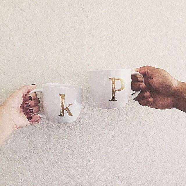 Happy #nationalcoffeeday ☕️☕️ ps: the mugs are @targetstyle