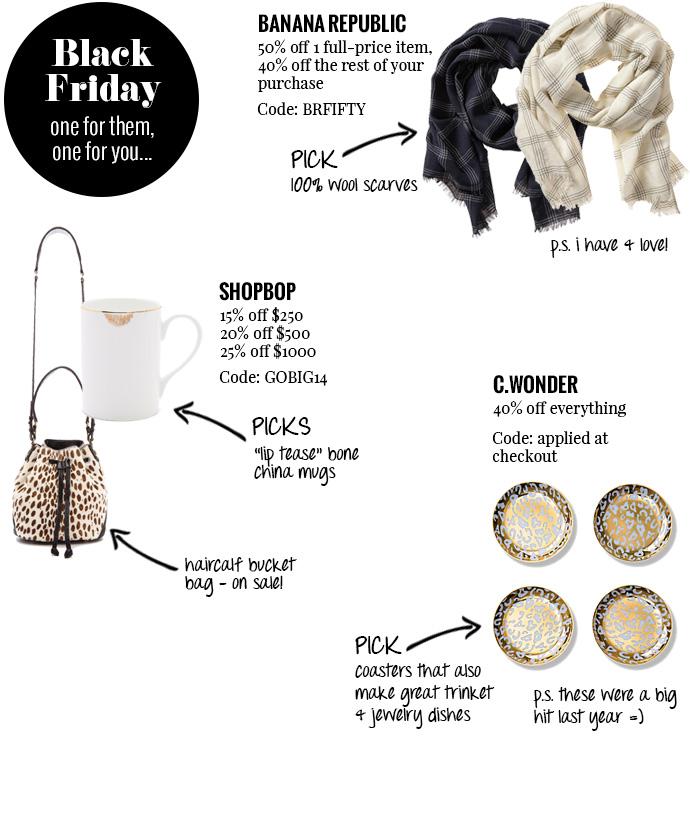 Black Friday Roundup (+ Gift Picks)