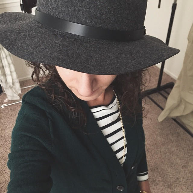 Bad hair day = hat day ? @liketoknow.it www.liketk.it/KILm #liketkit