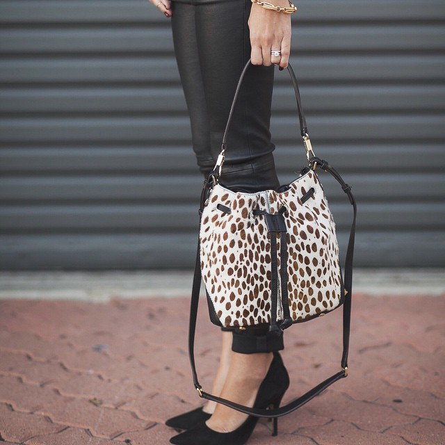 A little leopard, a little leather, on the blog today. @liketoknow.it www.liketk.it/HW5e #liketkit