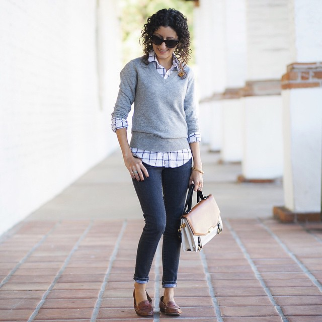Sporting some petite cashmere from @nordstrom on the blog today! Check out same & similar items via @liketoknow.it www.liketk.it/GVsY #liketkit