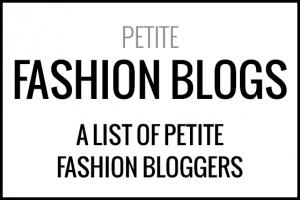 List of petite fashion blogs