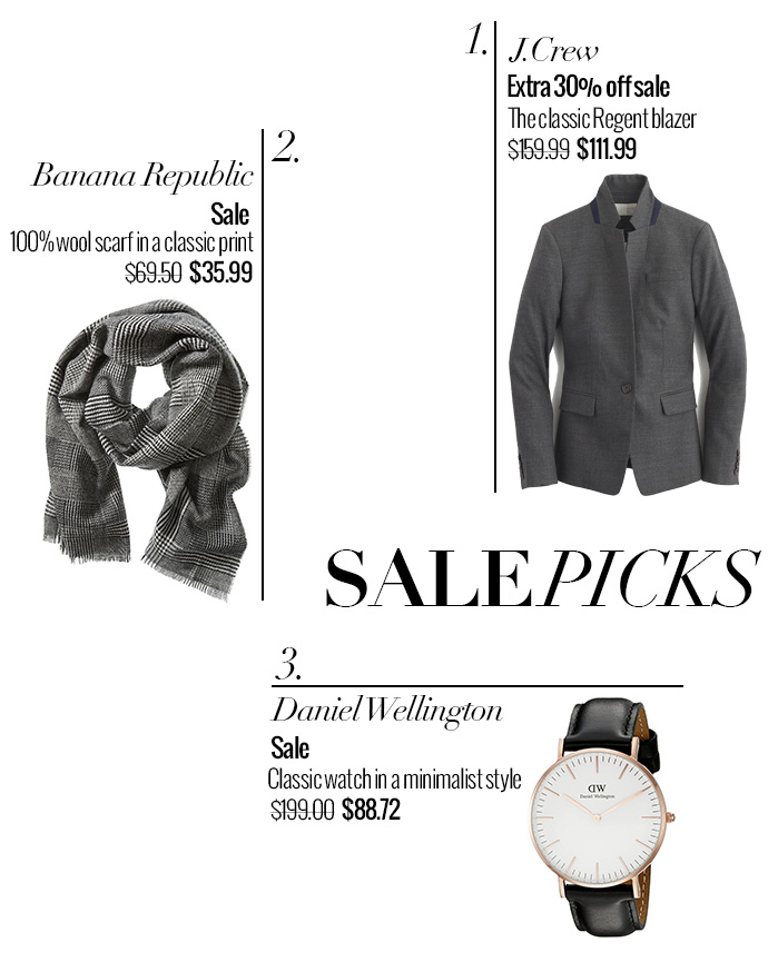 Weekend Sales & Coupon Codes + Some Picks