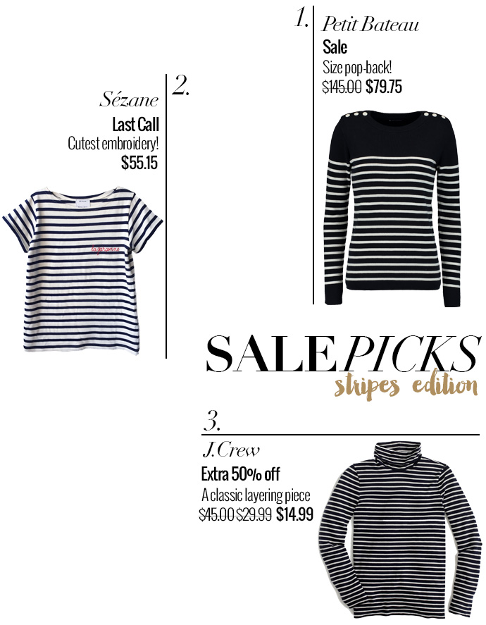 Weekend Sales & Coupon Codes + Picks: Stripes Edition
