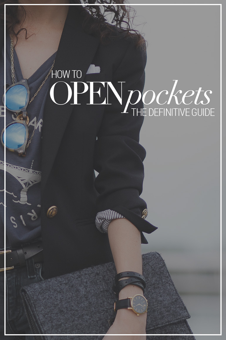 How To Open Pockets – The Definitive Guide