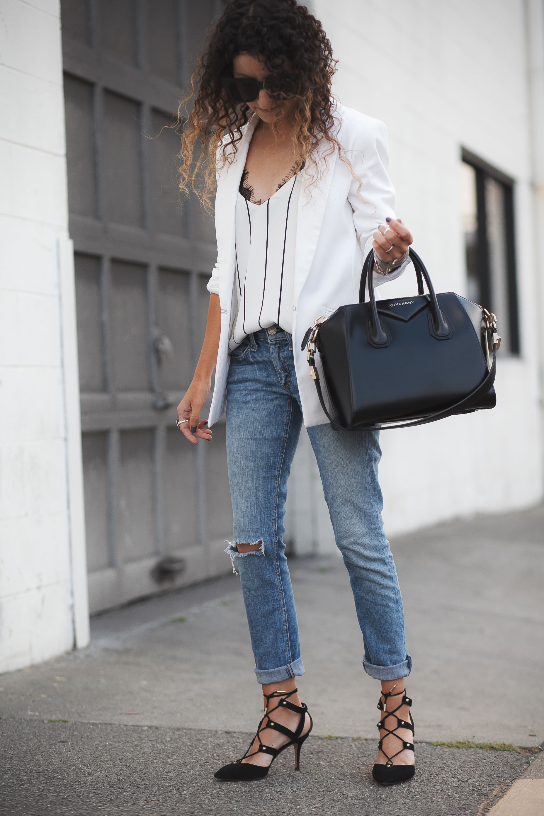 White Blazer Picks For Summer
