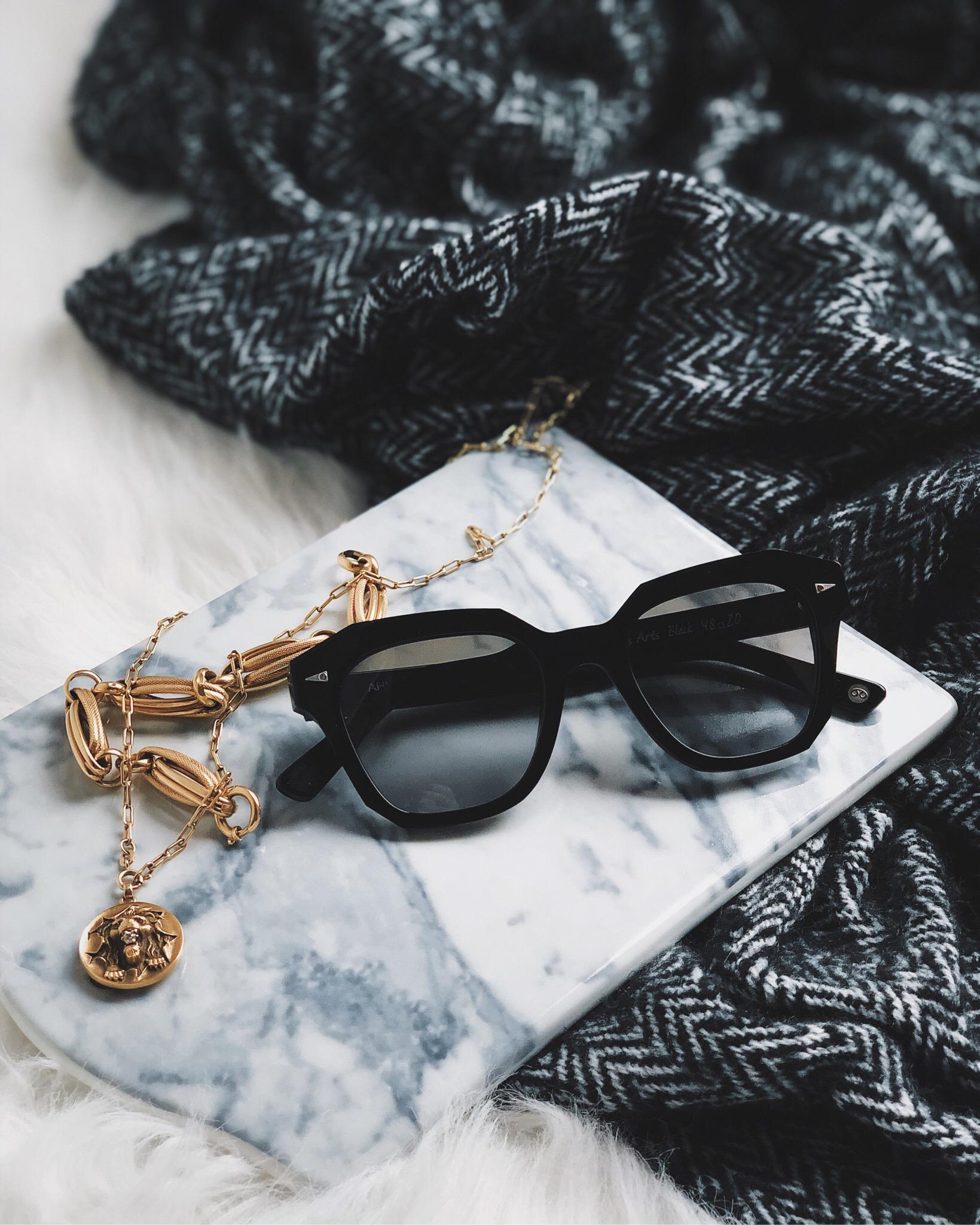 AHLEM Pont Des Artes Sunglasses