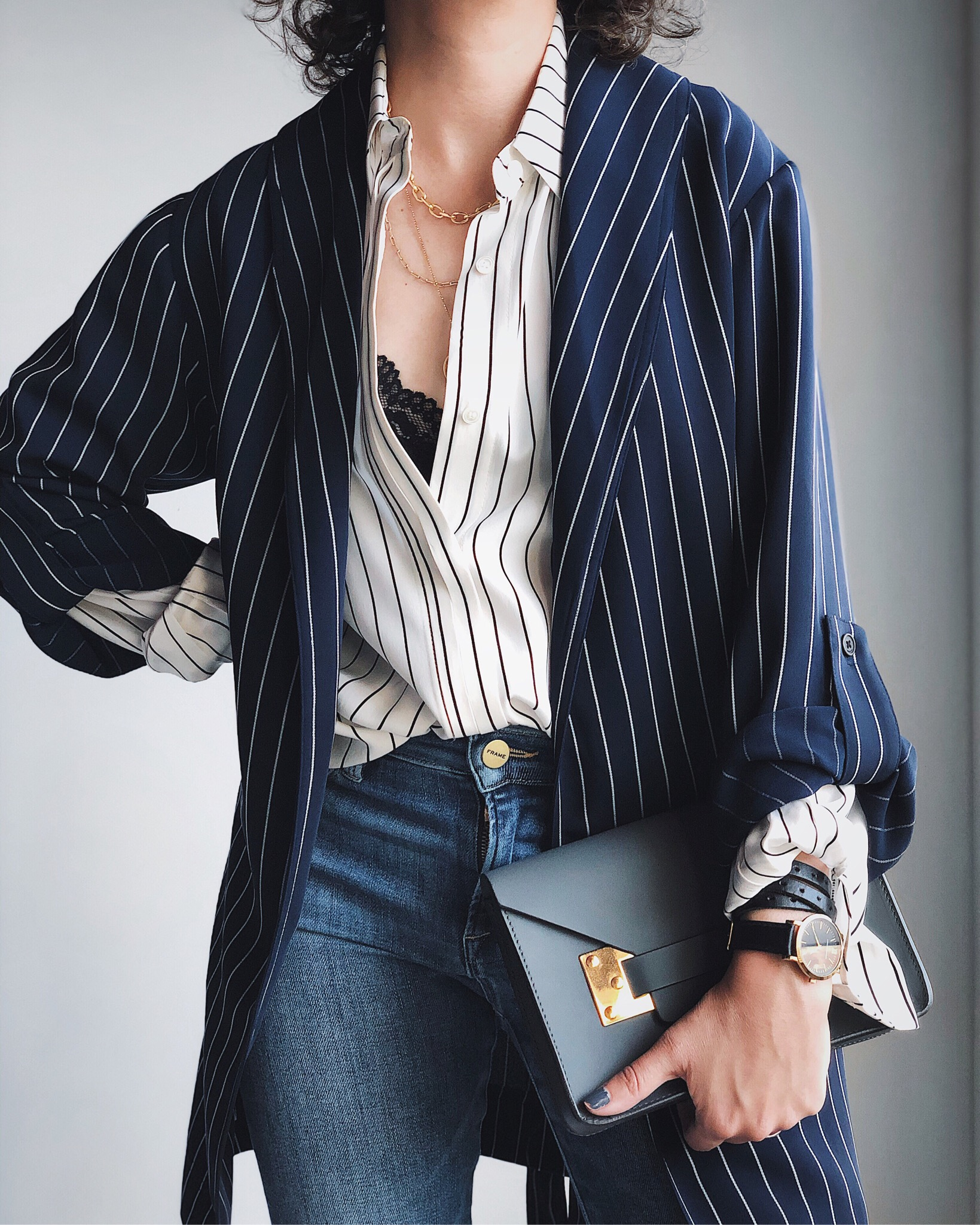June 6th, 2019 – Vertical Stripes I'm Shopping