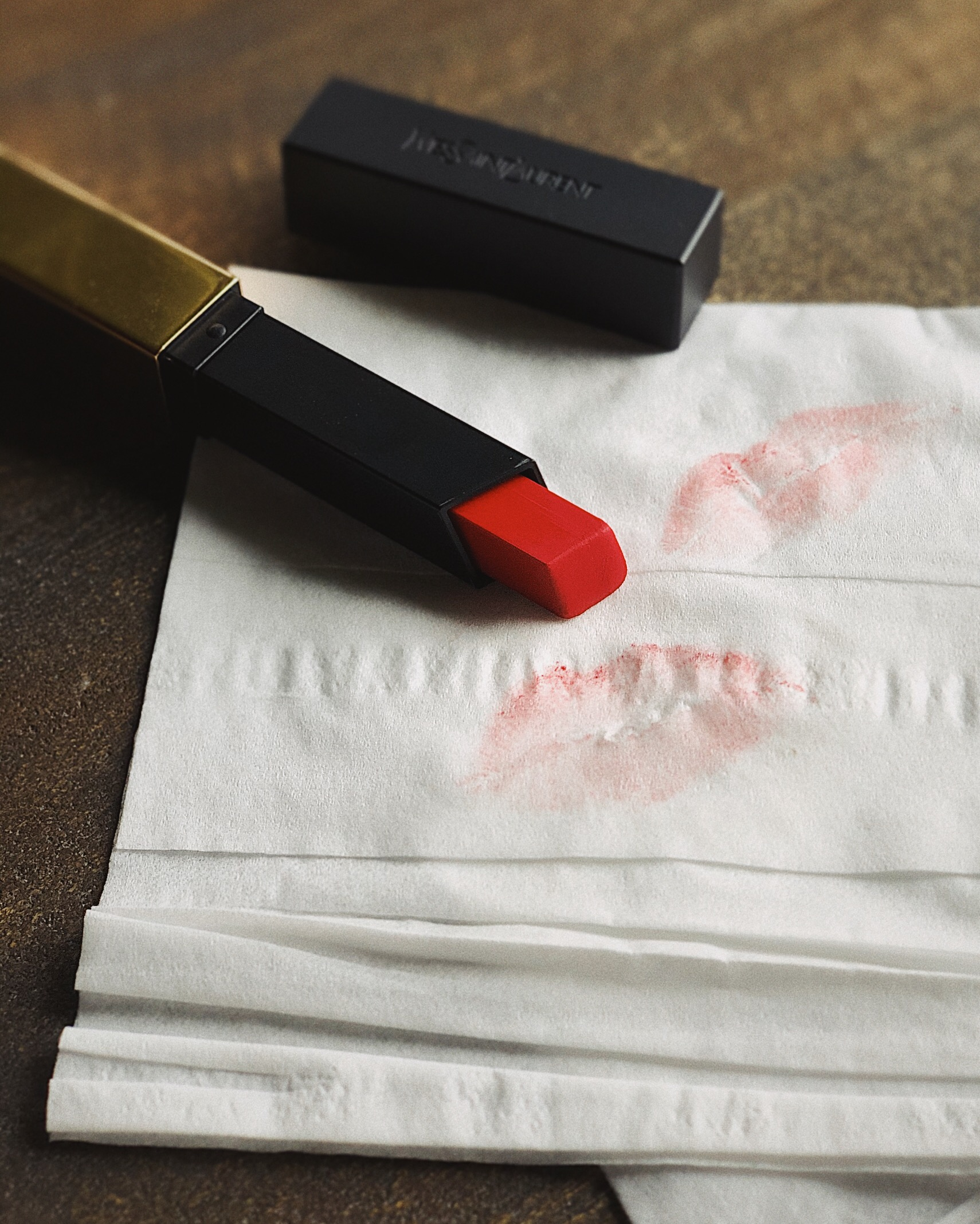 Building the confidence to wear red lipstick