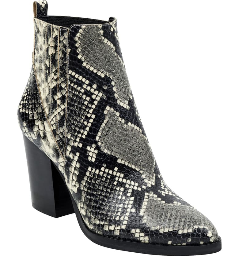 marc fisher snake boots