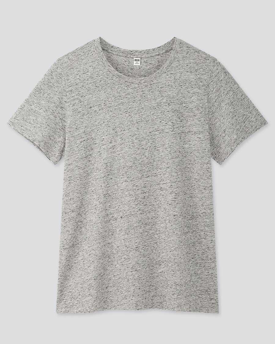 uniqlo supima cotton tee perfect tshirt
