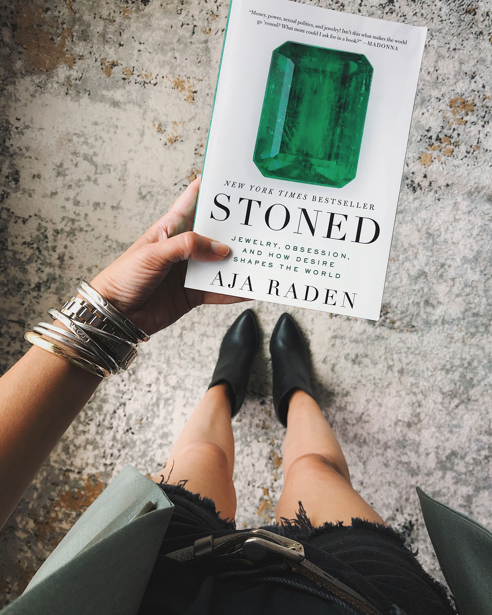 Stoned: Book Recommendation
