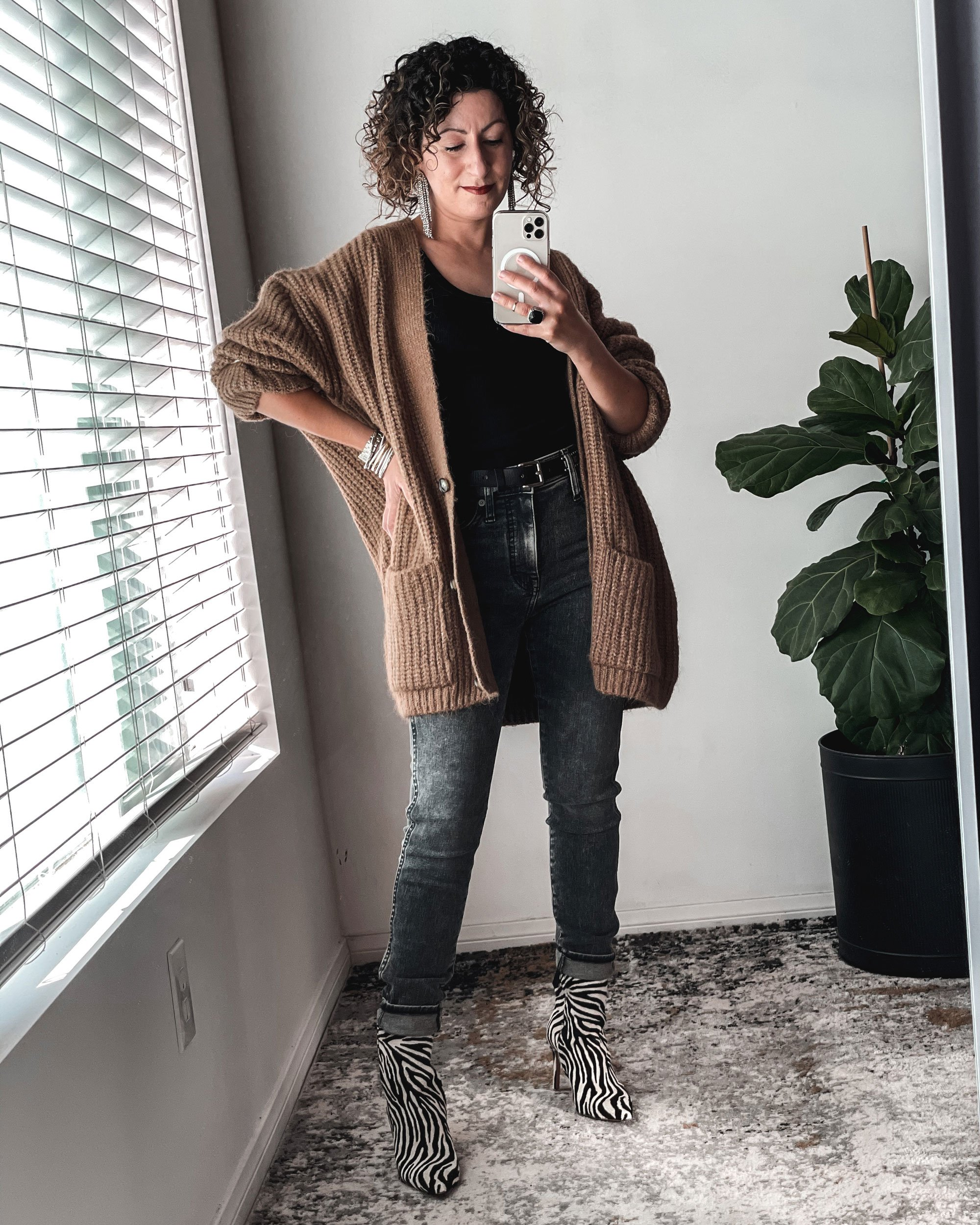 Zara and Madewell Purchases