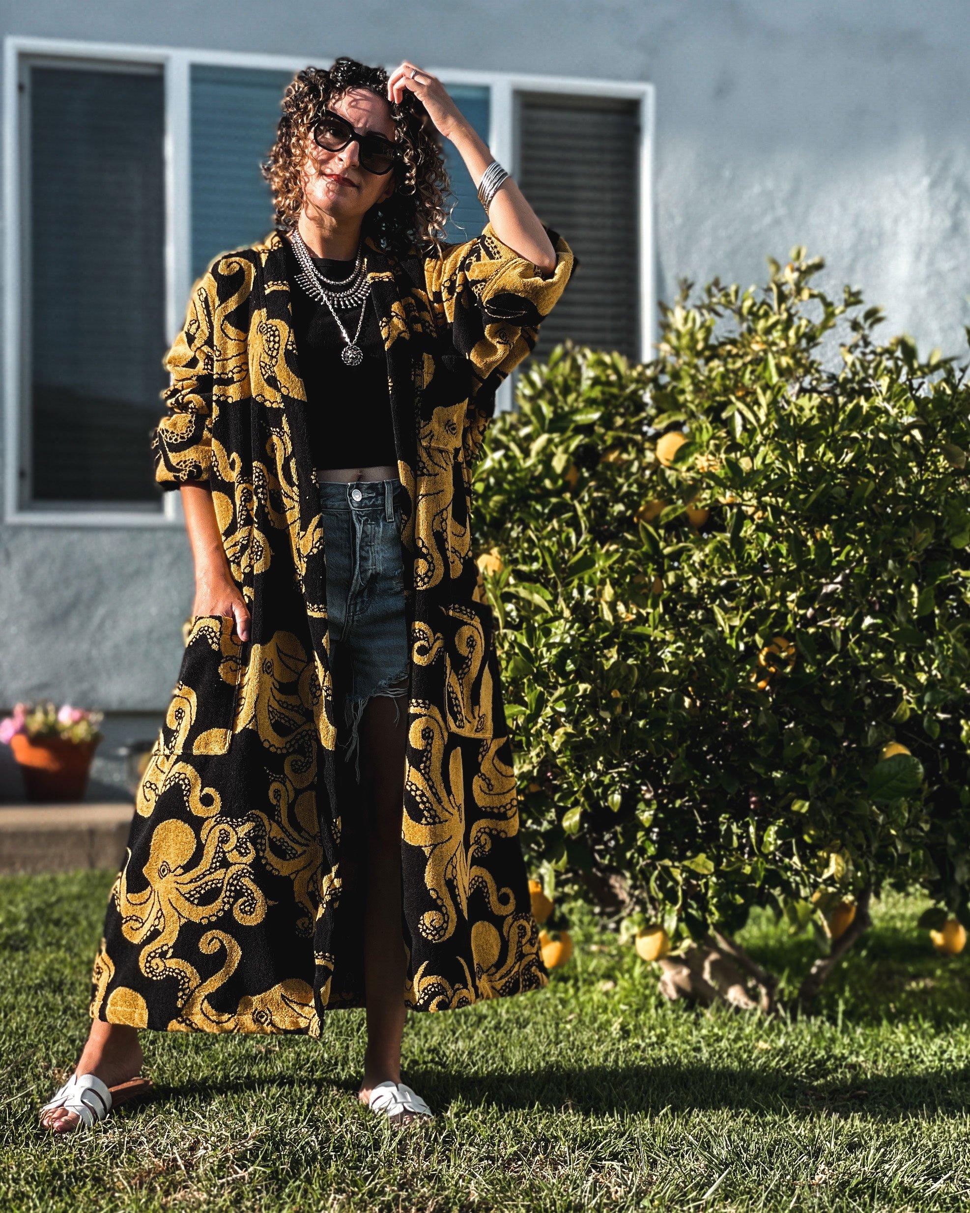 Opulent Robe Summer